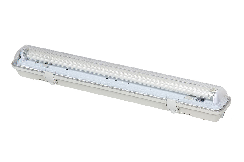 LED21 Prachotěsné svítidlo pro LED trubice T8 1 x 150cm TRU080